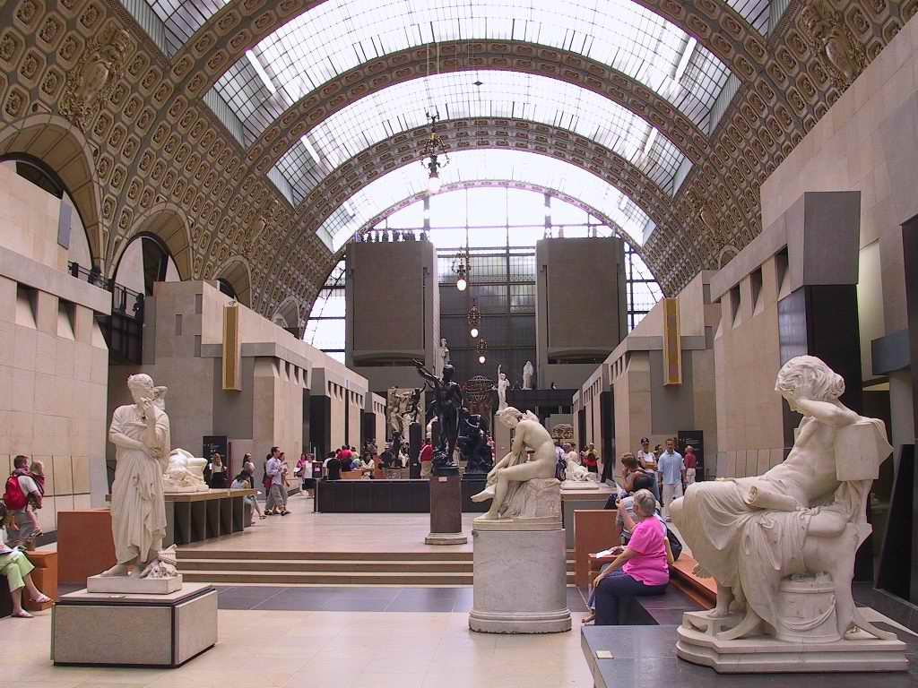 Top  Famous Art Galleries In The World - Famous art museums in usa